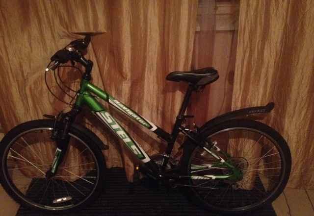 Велосипед Стелс Навигатор 450 Джуниор Серия (для п - Фото #1