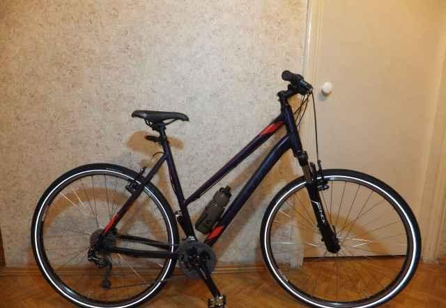 Новый велосипед Куб