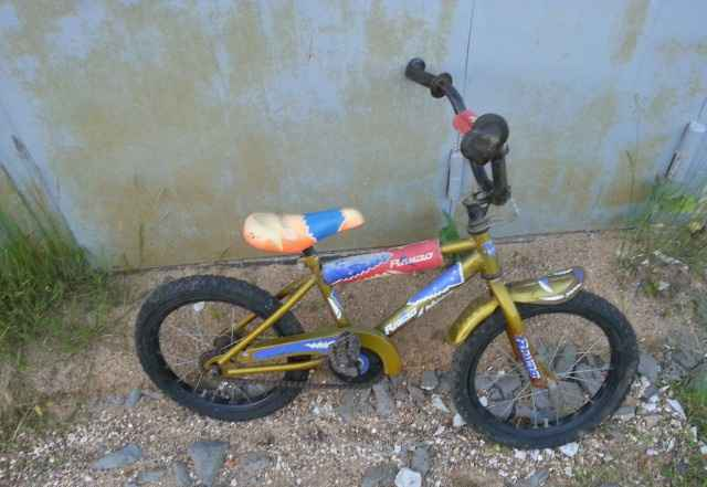 Детский велосипед Rambo