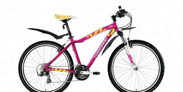 Женский велосипед Форвард Lima 1.0