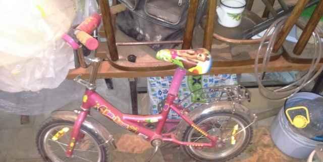 "Велосипед ""Маша и Медведь"" - Фото #1"