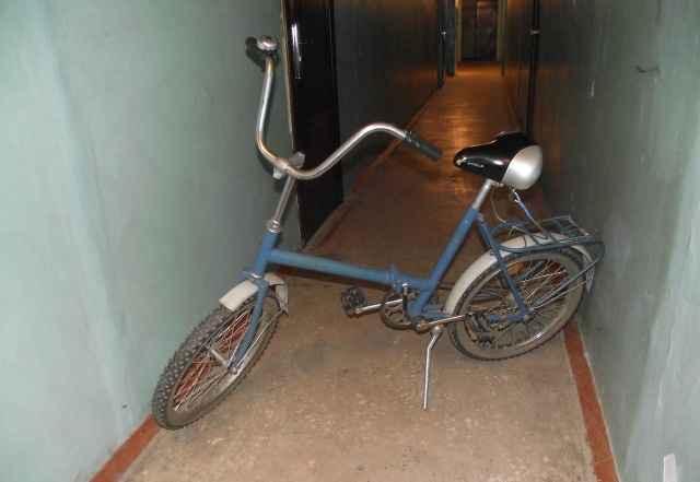Велосипед кама модернизированный