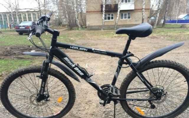 Качественный с дисковыми тормозами велосипед для в - Фото #1