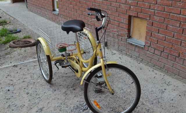 Ортопедический Велосипед