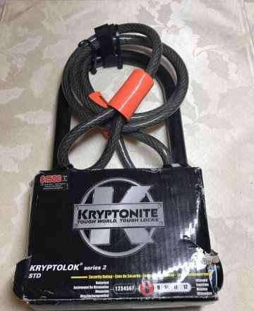Замок Kryptonite Kryptolok Series 2 Standard - Фото #1