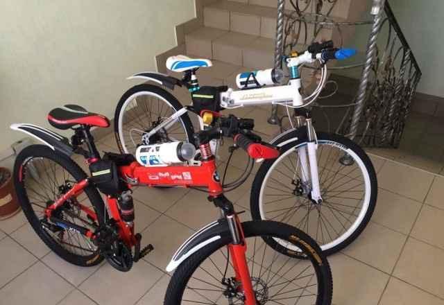2 новых велосипеда Ламборджини и BMW - Фото #1