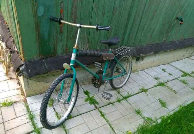 Велосипед СССР, кросс, раритет