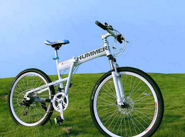 велосипед Хаммер - Фото #1