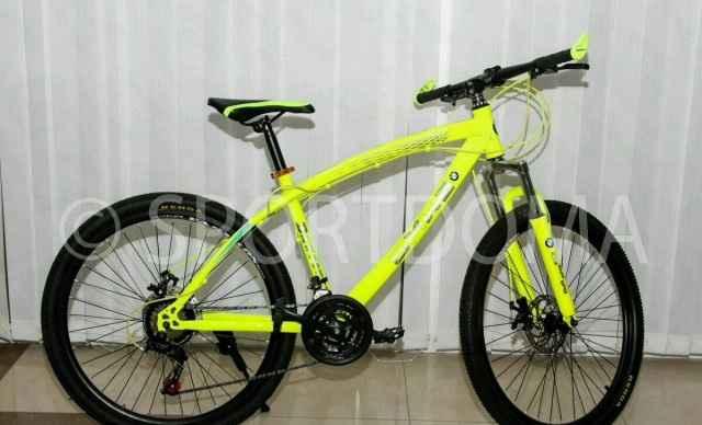 Велосипеды бмв - Фото #1