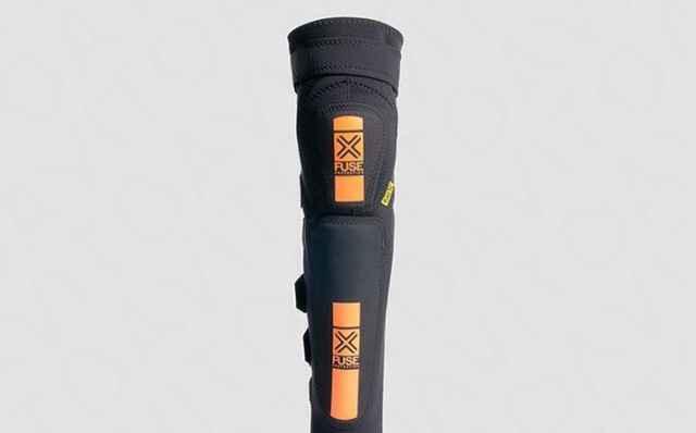 Защита колена-голени fuse DFS Комбо