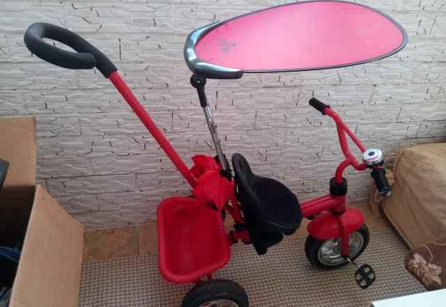 Трехколесный велосипед Rich toys Монтана