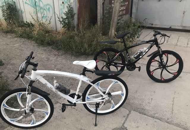 Велосипеды городские green Байк BMW