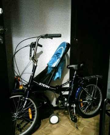 Новый Двухколёсный велосипед