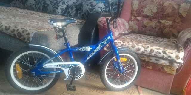 Детский велосипед stern Rocket 16 - Фото #1