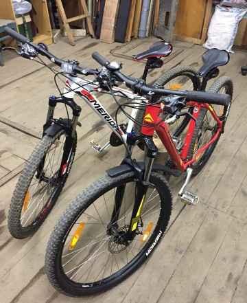 Велосипед merida BIG seven 20 md - Фото #1