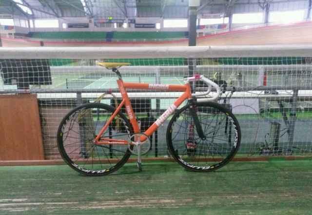 Фикс Fixed Gear трековый велосипед ingria Airpushe
