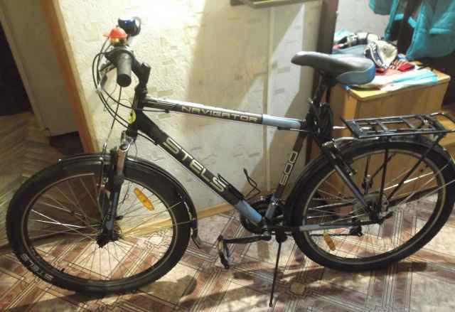 Велосипед Стелс Навигатор 500 - Фото #1