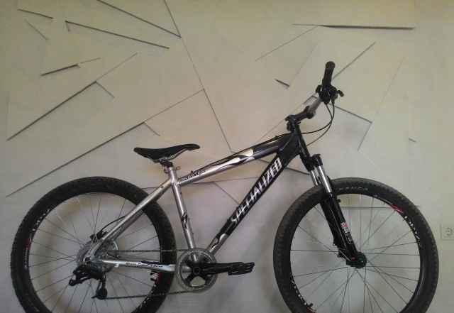 Велосипед spezialized