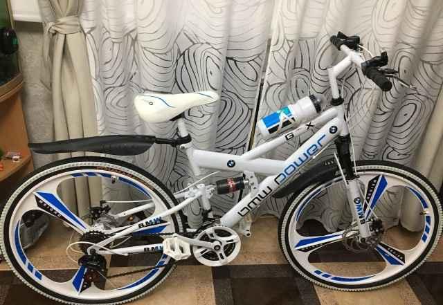 Велосипед скоростной литые диски - Фото #1