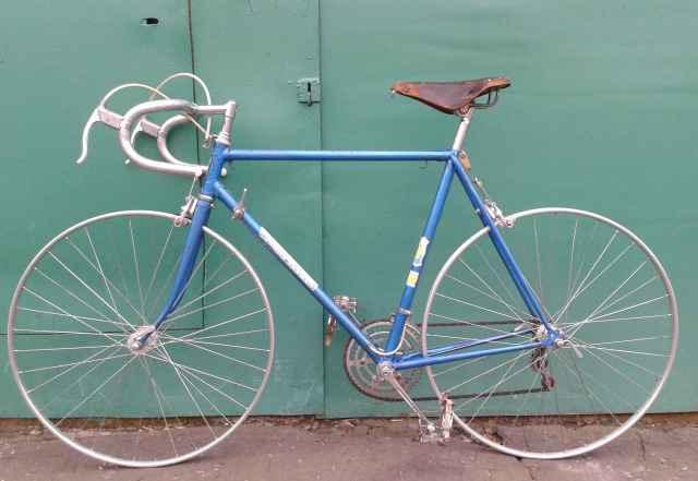 Шоссейно-спортивный велосипед (Олимпиада 80) хвз