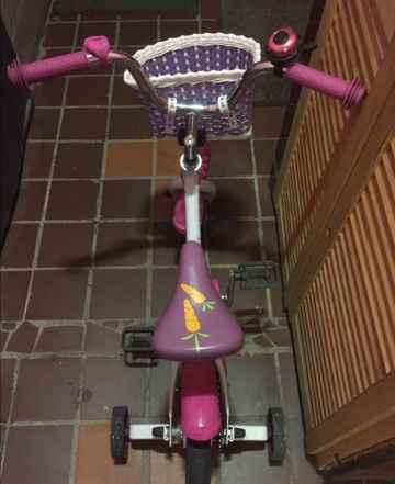 Велосипед для девочек Солнцево