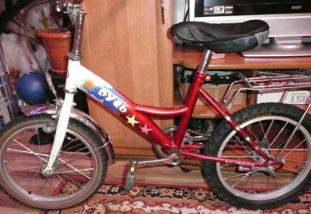 Велосипед для 4-6лет