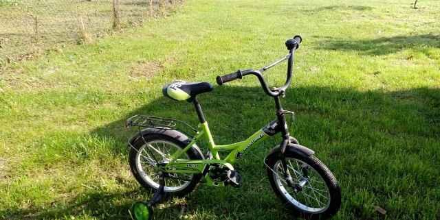 Велосипед novatrack FR10 - Фото #1