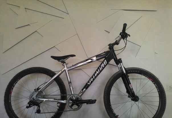 Велосипед горный Specialized hr