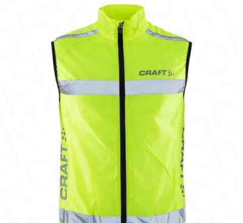Craft Visibility Vest Неон(XL) Жилет/ Куртка Berg