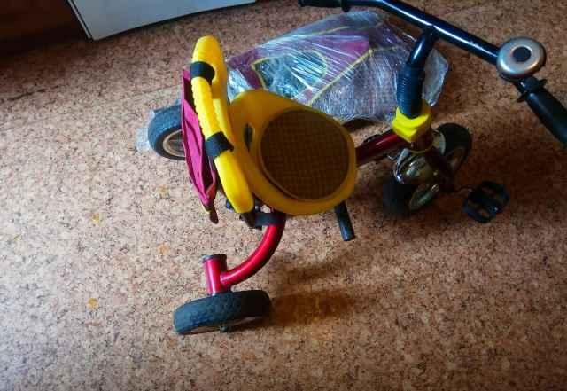 Детский 3-х колёсный велосипед - Фото #1