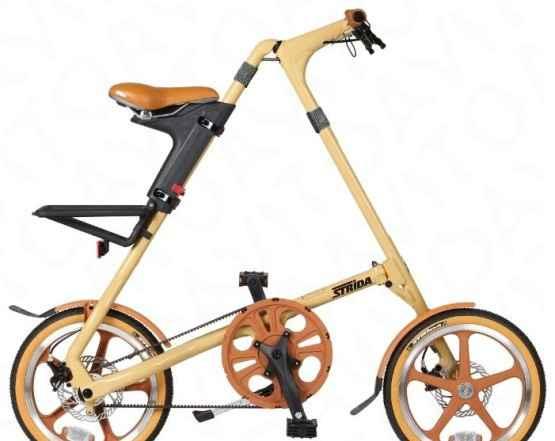 Складной велосипед Стрида LT