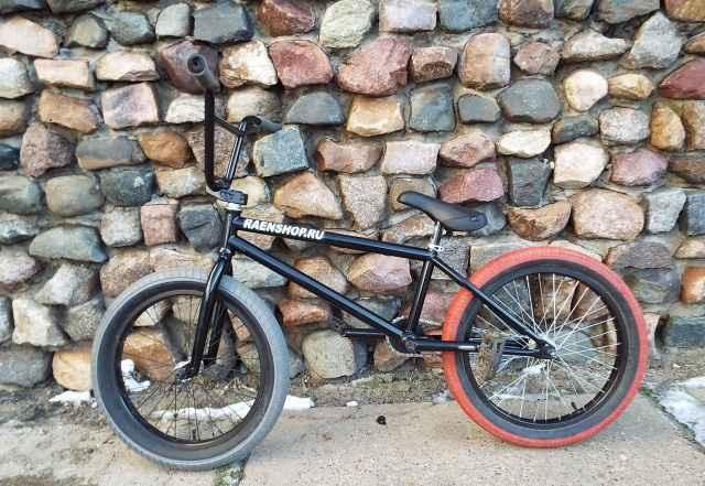 Велосипед BMX WeThePeople Justice