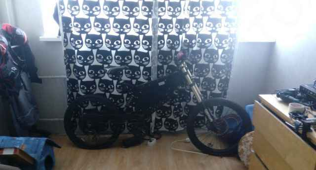 Электро велосипед Электро Sparta 800w