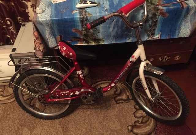 Велосипед для маленьких детей