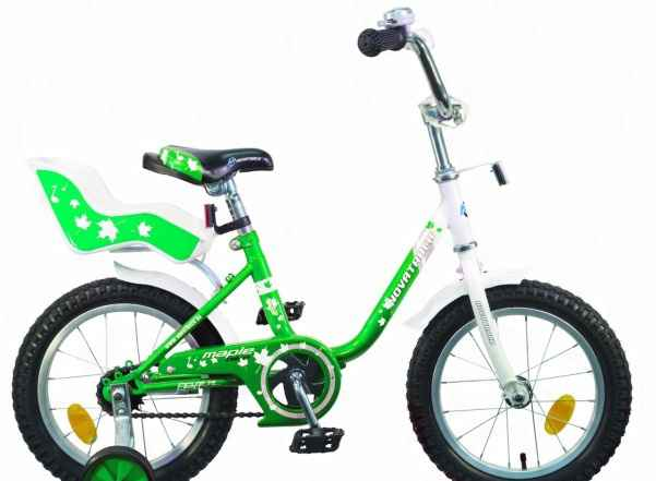 Детский велосипед Novatrack + подарок