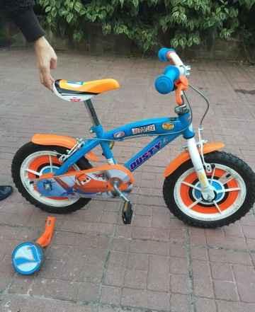 Велосипед детский от disney - Фото #1