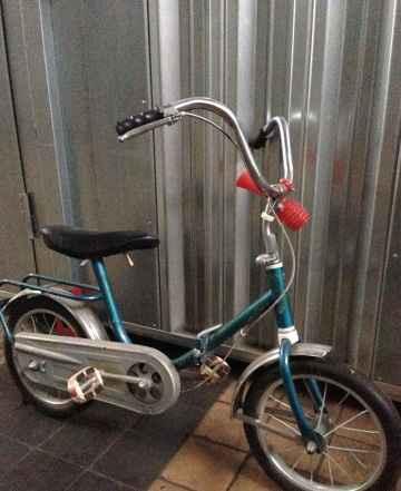 Советский детский велосипед Дружок