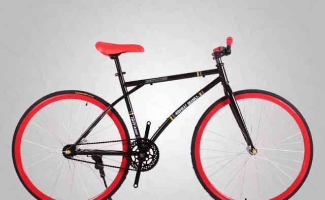 Велосипед городской Fixed (хипстерский велик) - Фото #1