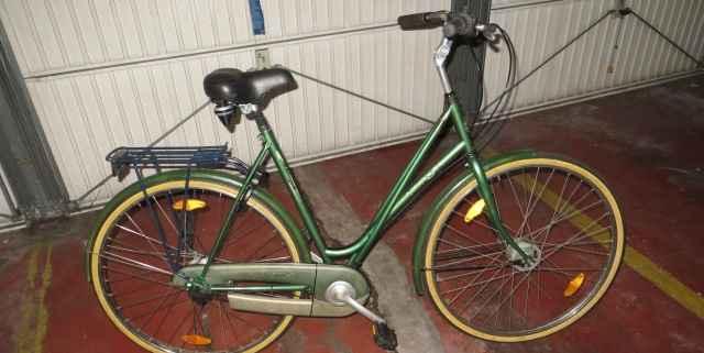 Женский велосипед, Голландия