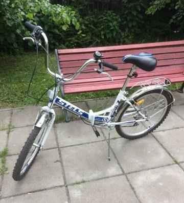 Складной скоростной велосипед. В Идеальном Состоя