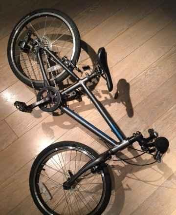Велосипед Raleigh Performance 20 (2016) вес 8 кг - Фото #1