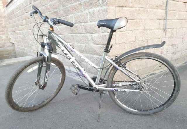 Женский велосипед Стелс