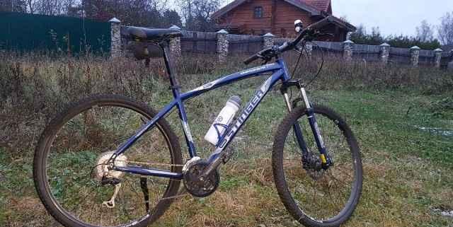 Велосипед Стингер Генезис 3.7 29 (2015) - Фото #1