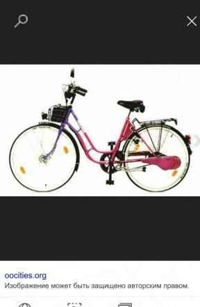 Электровелосипед немецкий Геркулес - Фото #1