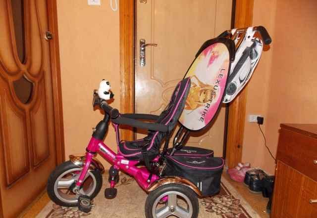 Велосипед Лексус Trike Оригинал VIP