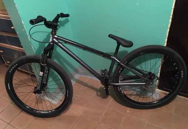 Велосипед Forward стрит/дерт