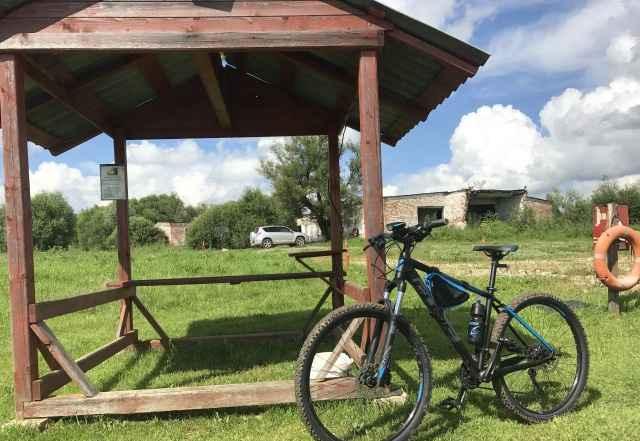 Велосипед Куб attention 27.5 (2017) - Фото #1