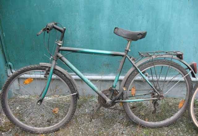 Велосипед для езды в магазин - Фото #1