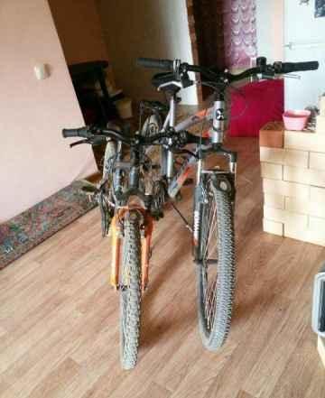 Велосипед btwin rocrider - Фото #1