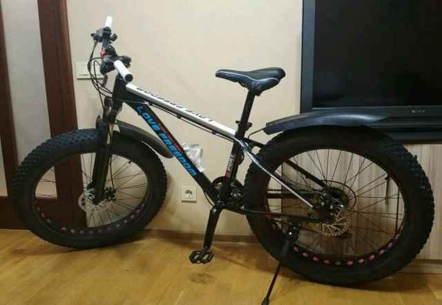 Новый велосипед фэтбайк - Фото #1